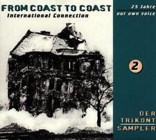 From coast to coast CD NEUF