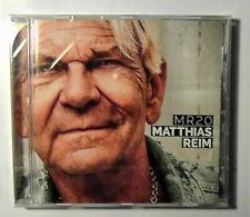 CD - MR20 von Matthias Reim