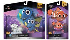 NEW DISNEY INFINITY 3.0 Finding Dory playset & Nemo figure Xbox One 360 Wii U