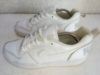 Womens Nike Court Borough Low Trainers Size Uk 5.5