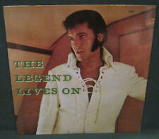 Elvis Presley The Legend Lives On LP PCS-1001 SEALED MINT