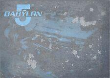TC 1995 Fleer Ultra Babylon 5 Holo # 6
