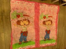 Strawberry Shortcake sleeping bag Guc