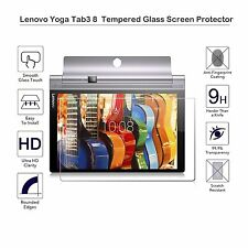 "PREMIUM Tempered Glass Screen Protector  Film For Lenovo Yoga Tab 3 8"" 850"