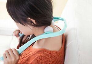 Neck and body massager trigger points neck, shoulder or legs.