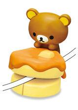 08/18 Re-Ment Miniature Sanrio Rilakkuma Cord Keeper Sweets # 5 Pancake