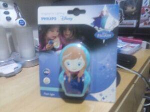 Philips Disney Frozen Anna Flash Light Brand New