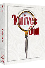Presale) Knives Out 4K UHD + Blu-ray Steelbook Limited Edition Full Slip Type A2