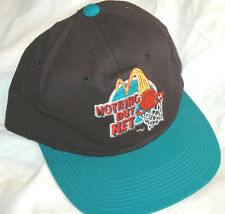 Rare MCDONALDS Snapback Hat MICHAEL JORDAN Larry Bird NBA BASKETBALL Tv Promo