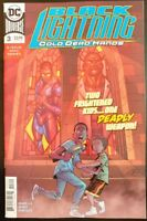 BLACK LIGHTNING; Cold Dead Hands #3a (of 6) (2018 DC Universe Comics) ~ VF/NM