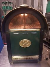 ATTRACTIVE KING EDWARD GREEN JACKET POTATO SPUDS BAKING OVEN WITH DISPLAY!