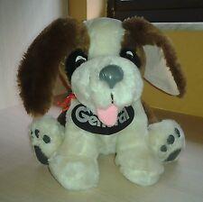 "General Puppy Dog Plush Vintage Rare 10"" Russ Berrie 1989 St. Bernard"