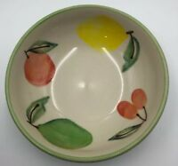 Rare Hartstone Fruit Citrus Soup/Cereal Bowl 6 1/4""