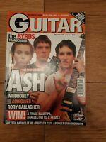 GUITAR MAGAZINE VOL. 9 NO.3 (DECEMBER 1998) THE BYRDS ASH MUDHONEY AUDIOWEB