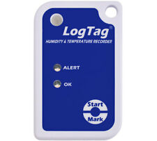NEW  LogTag Temperature and Humidity Logger  - Australian Distrubutor