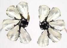 Mode-Ohrschmuck aus gemischten Metallen mit Clips Tropfen