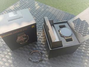 Huawei Watch GT 2 Pro Sport 46,7mm Titangehäuse mit Schutzhülle