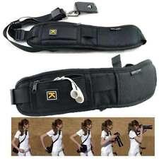 Quick Sling Camera Single Shoulder Belt Strap SLR DSLR Cameras Canon Sony Nikon#