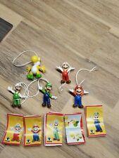 Ü - Ei - Super Mario - Kinder Joy - Figuren - fast Komplettsatz mit BPZ - 2020