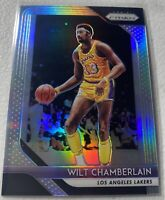 WILT CHAMBERLAIN 2018-19 Panini Prizm #205 SILVER PRIZM - Los Angeles Lakers