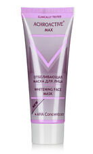 ACHROACTIVE MAX WHITENING LIGHTENING FACE MASK AHA CONCENTRATE 75 ml.