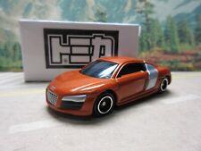 special color 6 AUDI R8 diecast toy model dream car TOMY TOMICA TAKARA