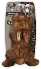 Squeaker realista del juguete perro del Conejo Marr�N Cl�Sico Peque�O Amistoso