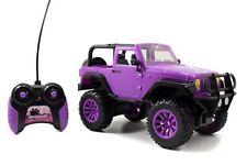 Ambientadora Big Foot Jeep R / C Vehicle (1:16 Scale ), Purple