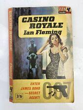 'Casino Royale' By Ian Fleming (Pan Books X232) 1963 Jane's Bond AR52