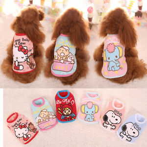 Tiny Teacup Pajamas Puppy Outfit Cat Dog Clothes Pet Coat Hoodie for Yorkie XXXS