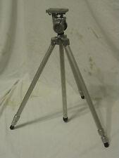 "vintage tripod tri-pod camera tri pod photography photograph stand extend 42"""