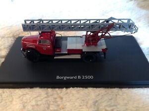 Feuerwehr Borgward B 2500, Schuco Edition 1:43