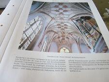 Köln Archiv 1 Stadtbild 1032 Karthäuserkriche Gewölbe neue Sakristei