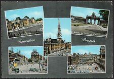 AD4203 Belgio - Bruxelles - Brussel - Vedute - Cartolina postale - Postcard