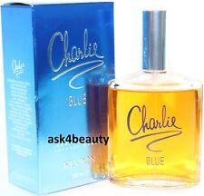 Charlie Blue By Revlon 3.4 oz Edt Spray For Women New In Box