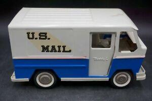 Vintage Buddy L U.S. Mail Postal Truck Diecast Pressed Steel Toy EUC
