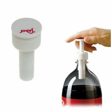 3 Fizz Keeper Pump Cap 2 Liter Lt Pop Bottles Saves Carbonation Keeps Soda Fresh