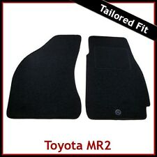 TOYOTA MR2 (AW11) 1985 1986 1987 1988 1989 1990 Tailored Carpet Car Mats