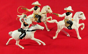 Vintage Barclay Lead Toy Cowboys Toy Figure