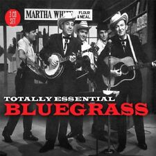 TOTALLY ESSENTIAL BLUEGRASS 3 CD NEW+