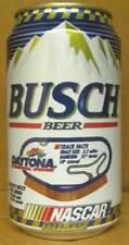 BUSCH BEER Can, DAYTONA INTL. SPEEDWAY, NASCAR Anheuser-Busch MISSOURI 1997 1/1+