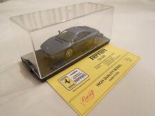 Ferrari 348 GTB Stradale 1/43 Scale Metallic Blue Bang Model New, Ships From USA