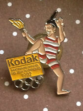 OLYMPIC PIN´S - KODAK 1992 OFFICIAL SPONSOR - GAMES - PIN OLIMPICO  (E463)