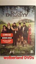 Duck Dynasty : Season One [ 3 DVD Set ] BRAND NEW & SEALED, FREE Next Day Post-