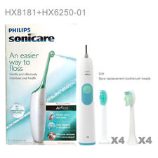 Philips Sonicare air flosser HX8181/HX8140host+HX6250 Toothbrushes handle in box