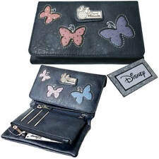 MINNIE OFFICIAL WALLET - PURSE MINNIE MOUSE DISNEY WALLET FOR WOMEN AND GIRLS