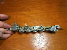 SUPER MIKADO 2-8-2  BRASS & DIECAST VARNEY - VINTAGE HO STEAM LOCOMOTIVE CHASSIS