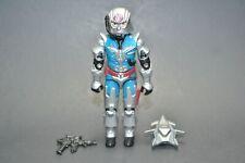 "GI Joe ARAH Cobra Commander 1987 3.75"" 100% Complete Hasbro Vintage Figure"