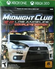 Midnight Club: Los Angeles -- Complete Edition (x-box one & x-box 360)