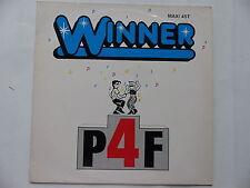 """MAXI 12"""" P4F Winner 888760 1"""
